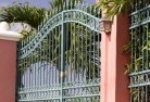 Airville Wrought iron fencing 12