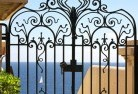 Airville Wrought iron fencing 13