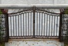 Airville Wrought iron fencing 14