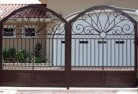 Airville Wrought iron fencing 2