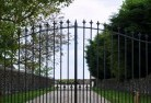 Airville Wrought iron fencing 9
